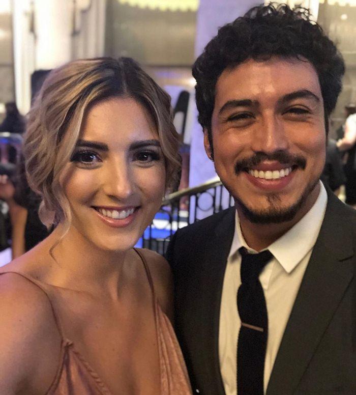 Julio Macias Girlfriend