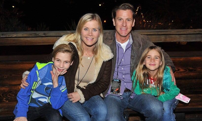 David Sanov Kids, Wife