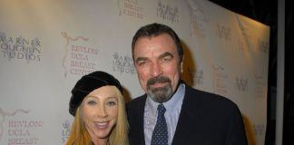 Tom Selleck Wife Jillie Mack